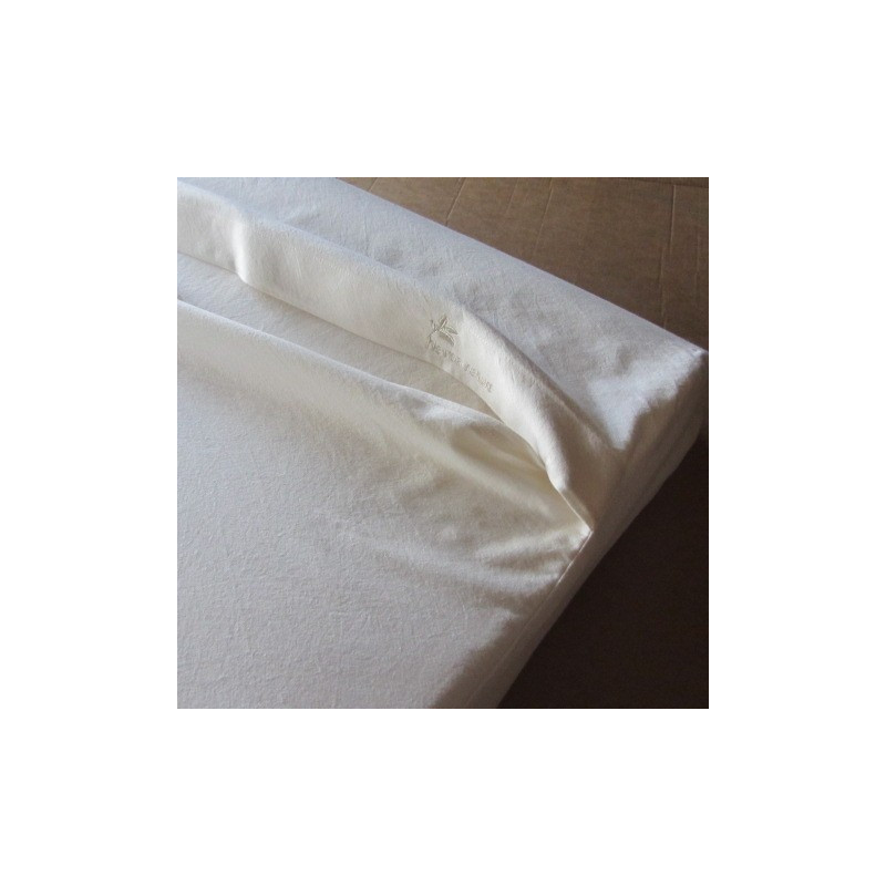 oreiller bio ergonomique wave contour en latex v g tal 100 naturel. Black Bedroom Furniture Sets. Home Design Ideas