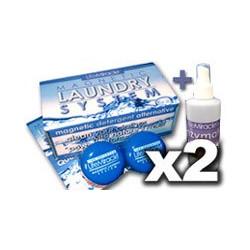 2 Aimants de lavage + 2 Enzymes