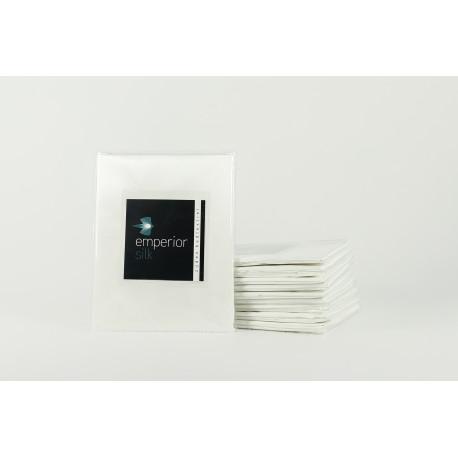 Taie d'oreiller Standard en soie ivoire 19mm
