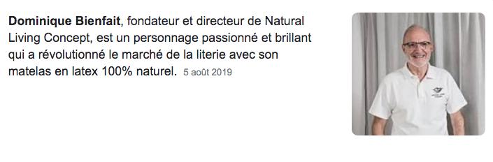 Dominique Bienfait