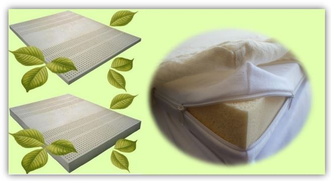 DU LATEX VEGETAL 100% NATUREL™, POUR BIEN DORMIR NATURELLEMENT!