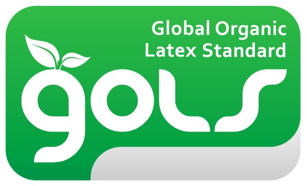 Label GOLS (Global Organic Latex Standard)