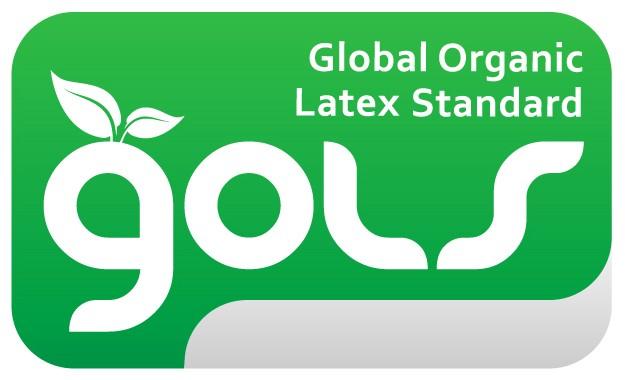 Label GOLS (Global Organic Latex Standard)