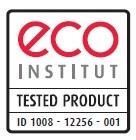 Label ECO-INSTITUT Allemagne